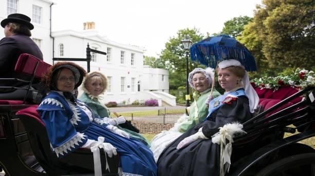 Dickens Festival Parade