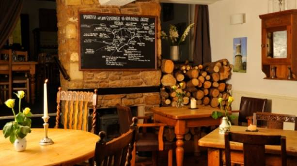 Dining Room at Wings Arms Inn