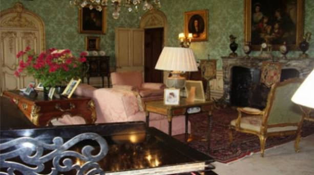 Inside Highclere Castle, location of TV's Downton Abbey