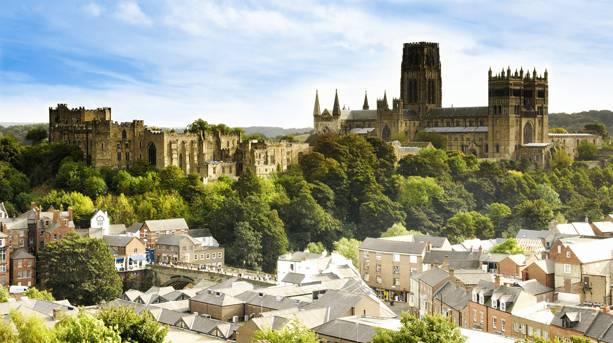 Revel in a romantic river cruise in Durham City | VisitEngland