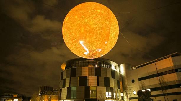 Solar Equation, Lumiere 2013