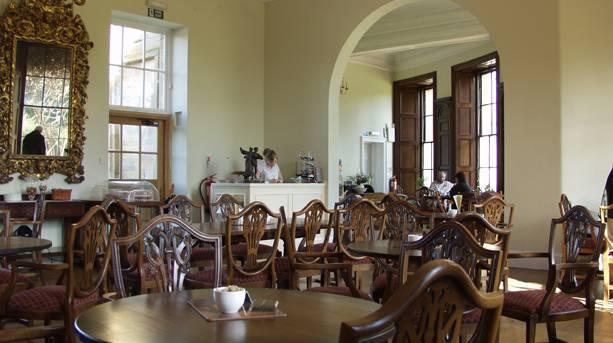 Earl Grey Tearoom, Howick Hall