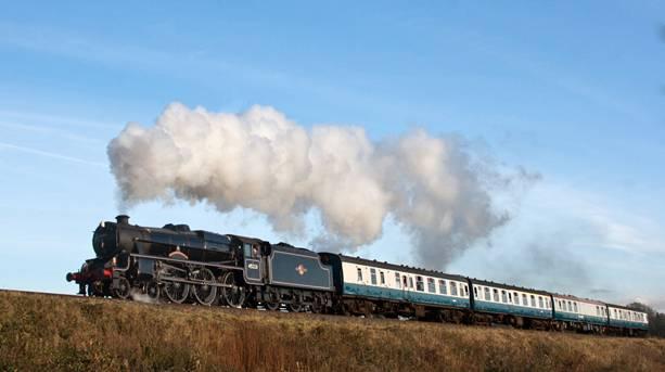 East Lancashire Railway, Lancashire
