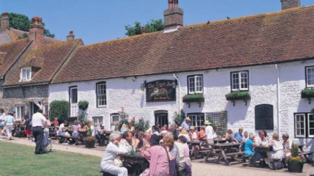 Tiger Inn near Beachy Head