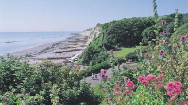 Italian Gardens in Eastbourne