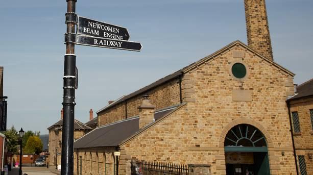 Elsecar signpost