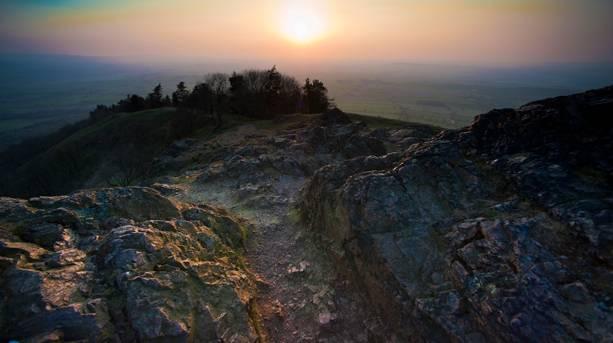 The Wrekin - The Fort of Arthur's Son
