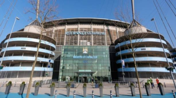 The City of Manchester Stadium, also known as the Etihad Stadium