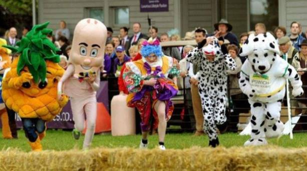 Performers at The Suffolk Show