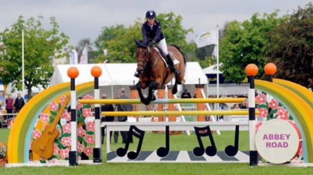 Showjumping at The Suffolk Show