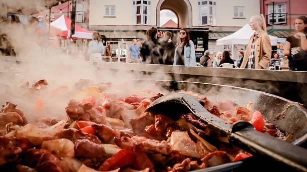 Exeter Street Food Night Market