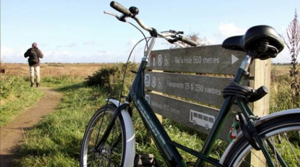 Explore West Lancashire by bike