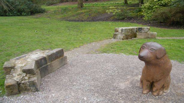 The Lucky Dog of Todmorden