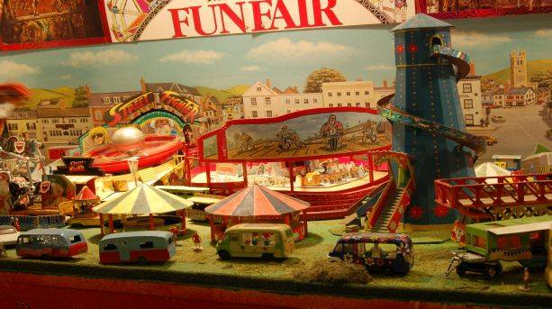 Discover the Todmorden Toy & Model Musuem