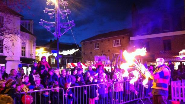 Hertford Christmas Gala