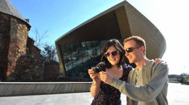 A day out at firstsite