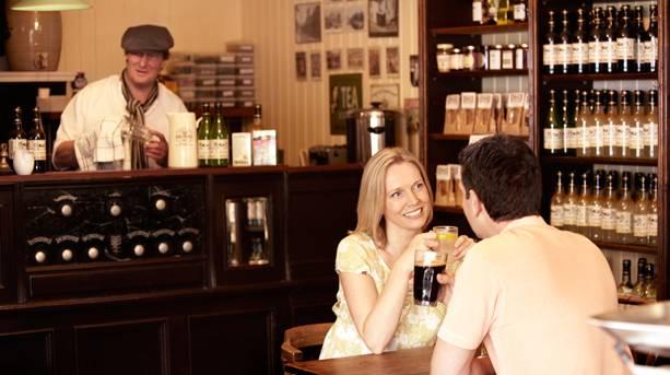 Fitzpatricks Temperence Bar, Lancashire