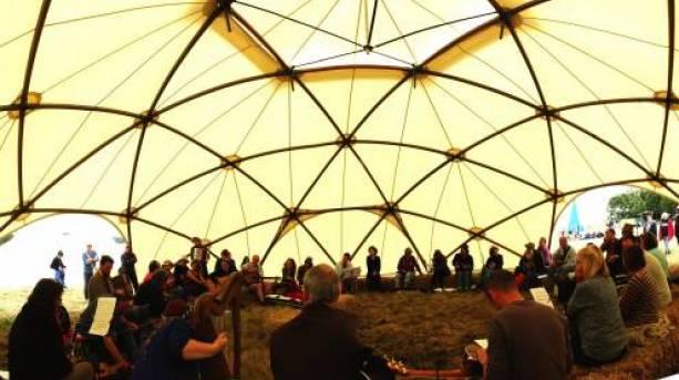 Folk music at FolkEast