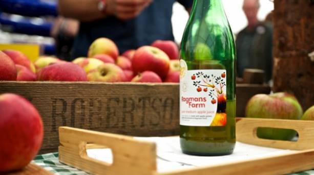 Raglan Apples and Cider local produce