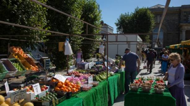 Salisbury's Charter Market