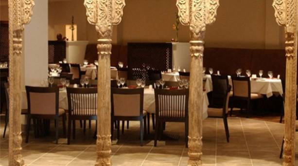 The elegant interior at MemSaab