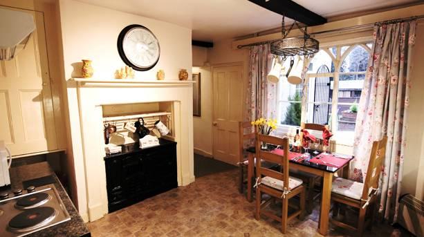 Foxwood DC kitchen