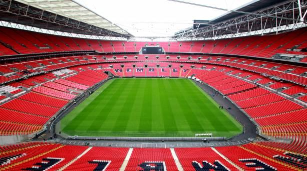 NFL London Games at Wembley Stadium