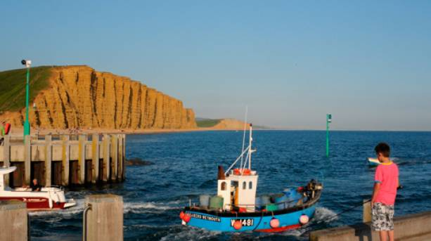 Explore The West Bay Of Tv S Broadchurch Visitengland