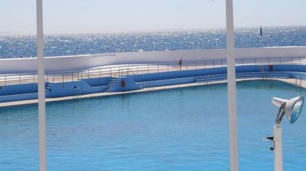 The Jubilee Pool in Penzance