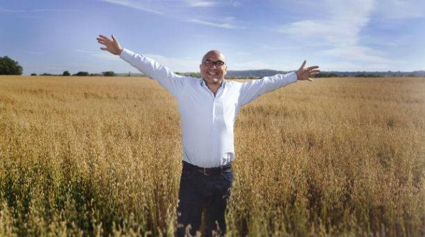 Gregg Wallace in Durham