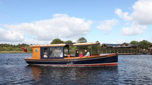 Gentleman Jim sails the Trinity Broads from The Waterside