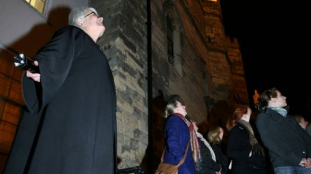 Ghost tours around Lincoln
