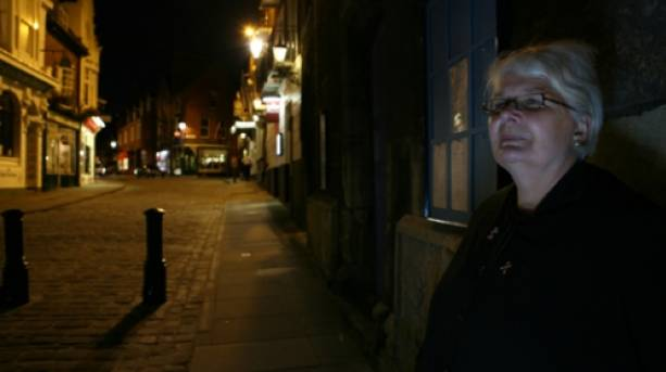 Local Lincoln ghost expert, Margaret Green