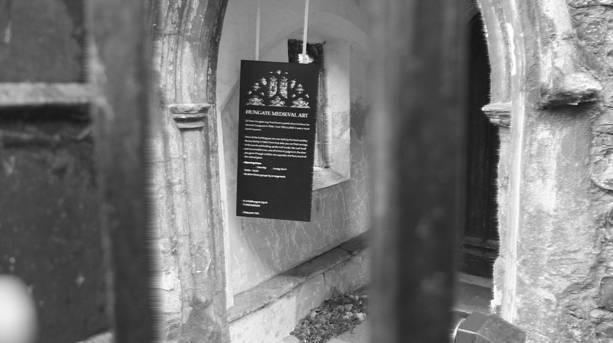 Walks around spooky Norwich