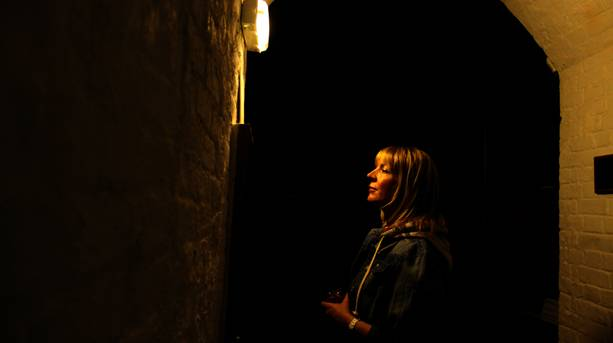 Spooky tours of the Redoubt Fortress