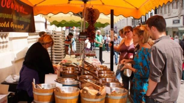Farmer's Market, Gloucester