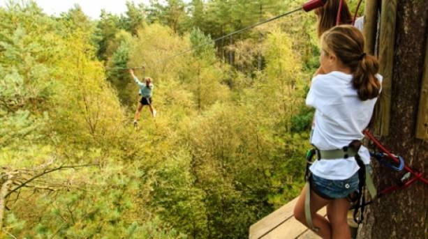 Go Ape! Treetop Adventure in the Wyre Forest