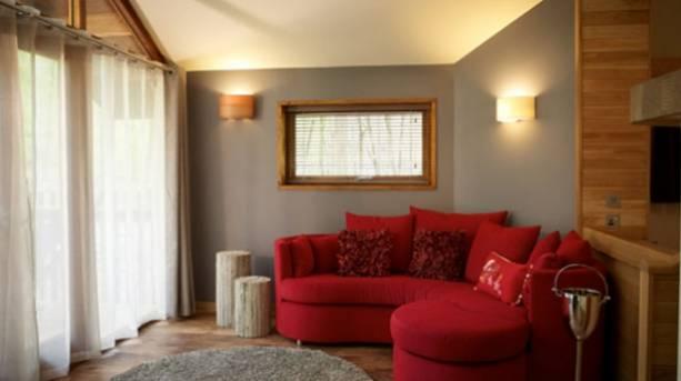 Golden Oak Hideaway cabin