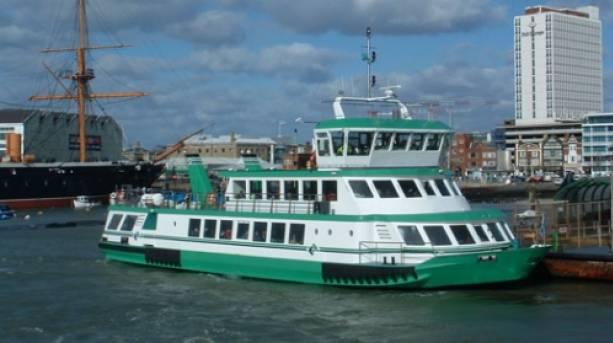 Harbour Cruise, Gosport