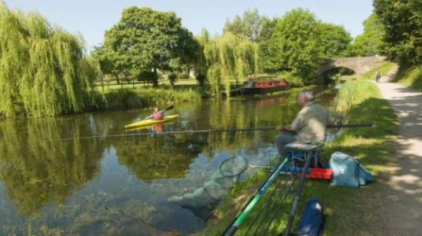 Activities on the Grand Western Canal