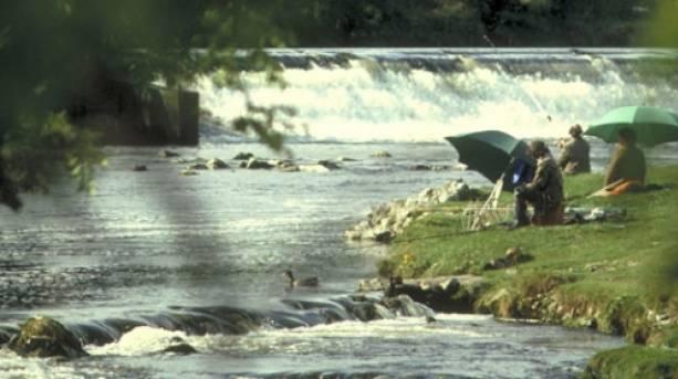Grassington Weir, Yorkshire