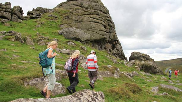 Guided Walks at Haytor