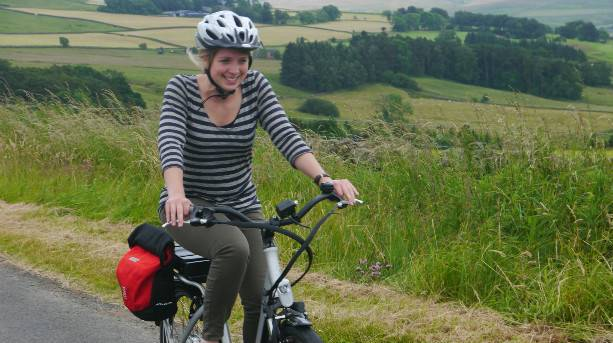 Electric Bikes in the North Pennines