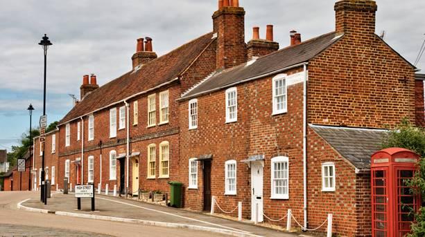 Hamble in Hampshire