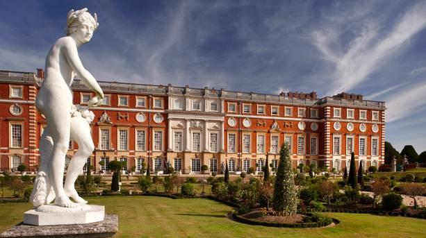 Hampton Court, Richmond