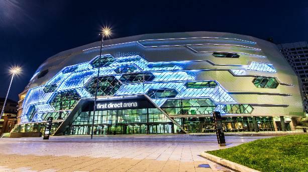 First Direct Arena, Leeds