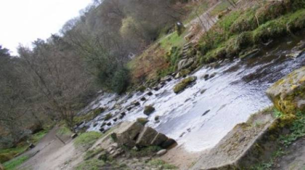 Explore 400 acres of unspoilt wooded valley at Hardcastle Crags
