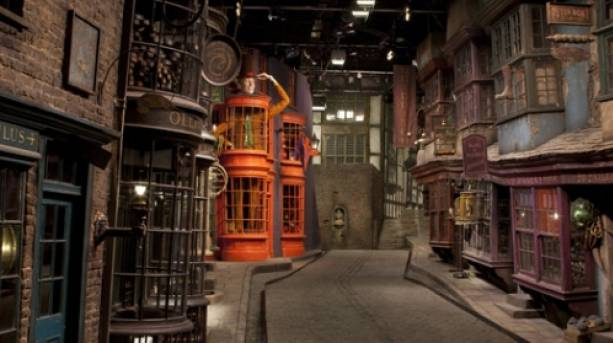Hogwarts Great Hall at Warner Bros. Studio Tour London