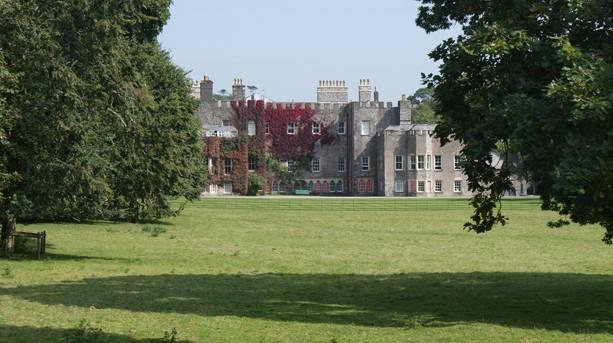 Hartland Abbey, North Devon
