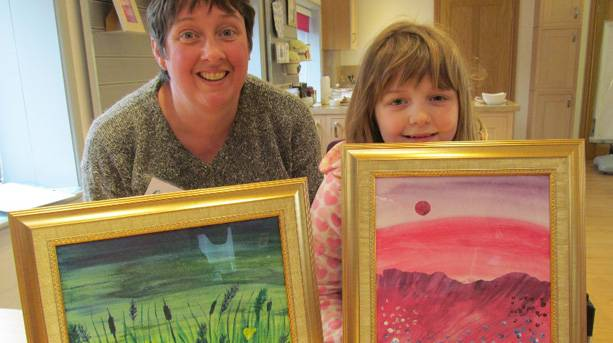 Arts & Craft courses at Heath House Studios in Shropshire
